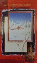 Christmas Card - Single Fold - dba245