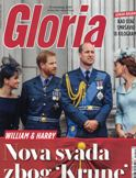 Gloria - 1350 / 2020 - Weekly Magazine - Covering Fashion And Famous Personalities