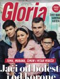 Gloria - 1352 / 2020 - Weekly Magazine - Covering Fashion And Famous Personalities