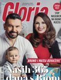 Gloria - 1353 / 2020 - Weekly Magazine - Covering Fashion And Famous Personalities