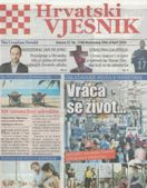 Hrvatski Vjesnik - The Croatian Herald - Melbourne Local Weekly Newspaper