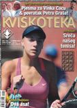 Kviskoteka - 1002 / 2014 - Weekly - Crossword Puzzle / Krizaljka