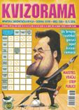 Kvizorama - 1388 / 2018 - Weekly - Crossword Puzzle / Krizaljka