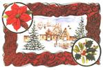 Christmas Card - Single Fold - dba259