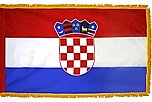Croatian Flag 1500mm x 750mm