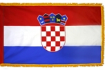 Croatian Flag 3000mm x 1500mm