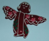 Licitar Fridge Magnet - Big Angel