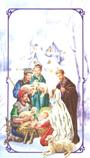 Christmas Card - Double Fold - tba210